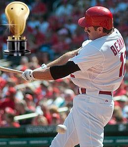 Lance Berkman had a big comeback for the St. Louis Cardinals.