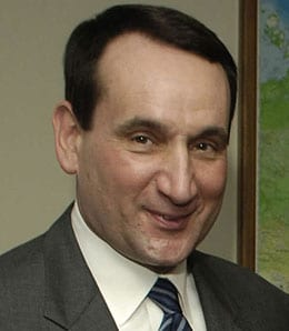 Mike Krzyzewski could have his work cut out for him with the Duke Blue Devils this season.