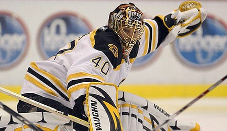 Tuukka Rask is one of the most dependable backups in the league for the Boston Bruins.