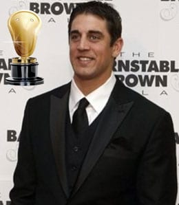 Aaron Rodgers dissected opponents all year long for the Green Bay Packers.