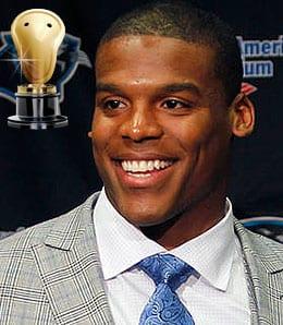 Cam Newton headed a nice QB draft class for the Carolina Panthers.