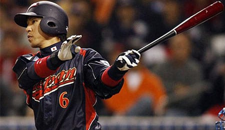 Hiroyuki Nakajima is currently negotiating with the New York Yankees.