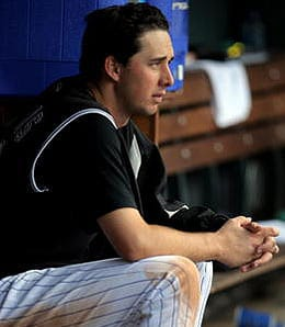 Jeff Francis has joined the Cincinnati Reds.