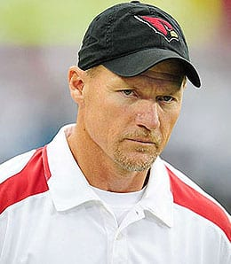 Ken Whisenhunt guided the Arizona Cardinals to a better season.