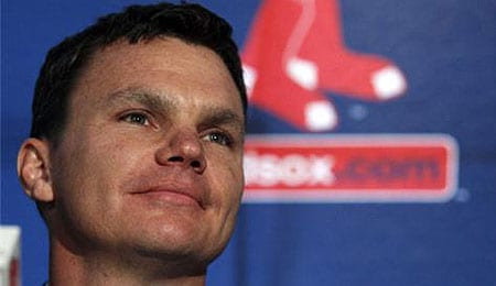 Ben Cherington is trying to get the Boston Red Sox back on track.