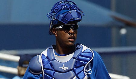 Salvador Perez will miss the beginning of the season for the Kansas City Royals.