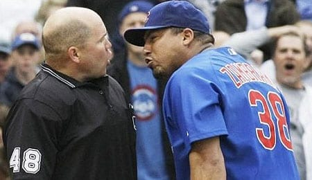 Carlos Zambrano has revitalized his career with the Miami Marlins.