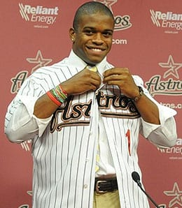 Delino DeShields Jr. is picking things up in the Houston Astros system.