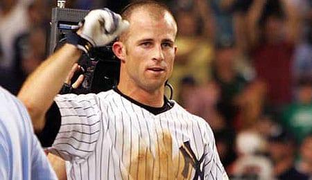 Brett Gardner had a setback for the New York Yankees.