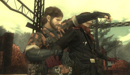 Metal Gear Solid HD Collection (Vita)