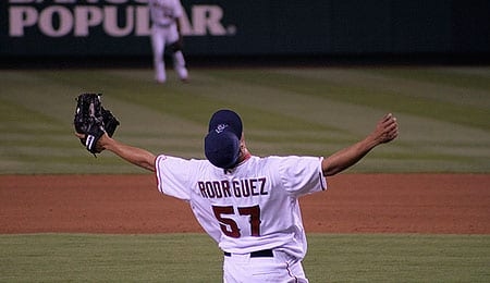 Francisco Rodriguez has been struggling for the Milwaukee Brewers.