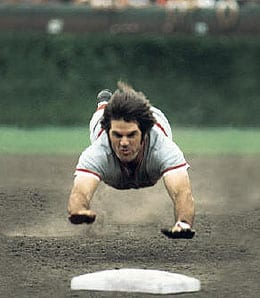 Pete Rose will soon have his own reality show.