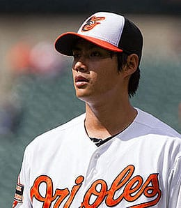 Wei-Yin Chen is having an All-Star worthy season for the Baltimore Orioles.