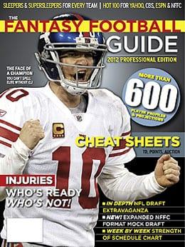 2012 Fantasy Football Guide