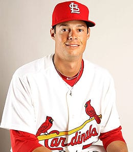 Joe Kelly has pitched very well for the St. Louis Cardinals.