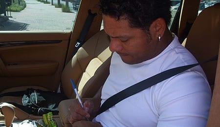 Bobby Abreu had an eventful season in 2012.