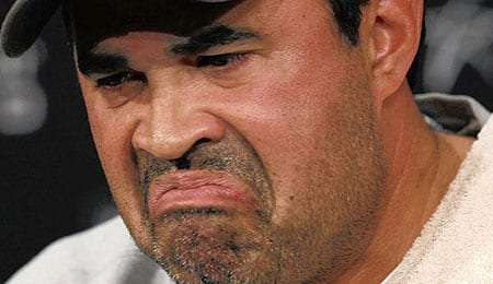 Ozzie Guillen has been fired from the Miami Marlins.