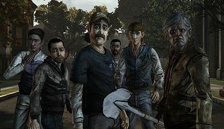 The Walking Dead, Episode 4