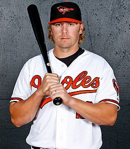 Mark Reynolds mostly struggled for the Baltimore Orioles in 2012.