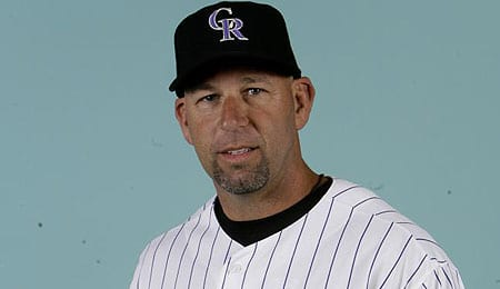 Walt Weiss has taken over the manager of the Colorado Rockies.