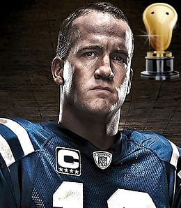 Peyton Manning enjoyed a major comeback for the Denver Broncos.