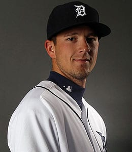 Drew Smyly is pitching extremely well for the Detroit Tigers.