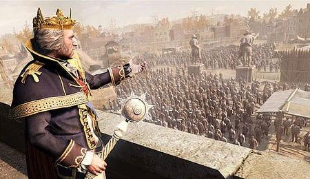 The Tyranny of King Washington -- The Redemption DLC