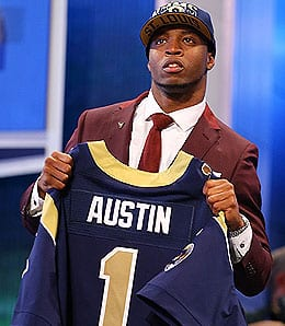 Tavon Austin has a chance to be a real Fantasy asset for the St. Louis Rams.