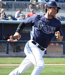 Wil Myers is expected to be call up by the Tampa Bay Rays soon.
