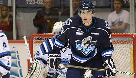 Frederik Gauthier will try to help the Toronto Maple Leafs overcome their pain.
