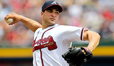 Brandon Beachy is really rolling now for the Atlanta Braves.