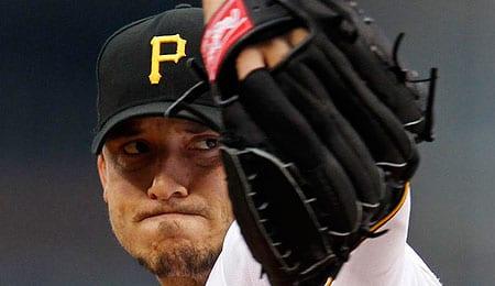 Charlie Morton is enjoying a nice season for the Pittsburgh Pirates.