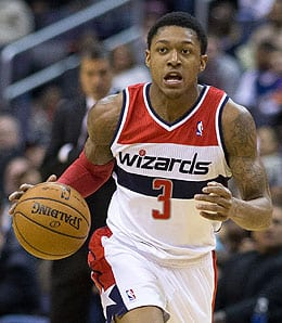 Bradley Beal has a chance to be a real star for the Washington Wizards.