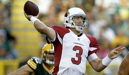 Carson Palmer is worth another look for the Arizona Cardinals.
