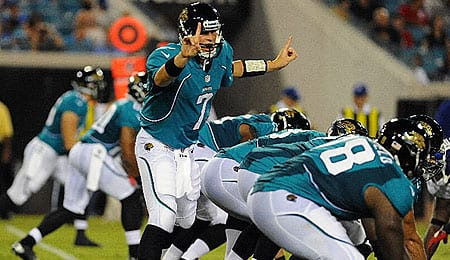 Chad Henne is worth another look for the Jacksonville Jaguars.