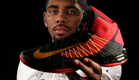 Kyrie Irving is on the cusp of superstardom for the Cleveland Cavaliers.