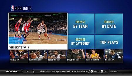 NBA Game Time App