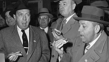 Robert Wagner hoped to create a new baseball league.