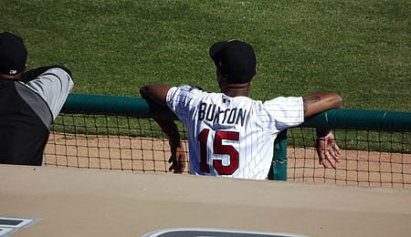 Minnesota Twins outfielder Byron Buxton was the top prospect at the AFL.
