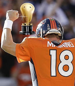 Peyton Manning has been phenomenal for the Denver Broncos.