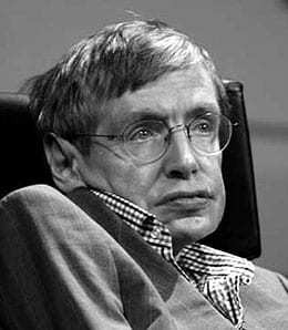 Stephen Hawking is the smartest person on the planet.