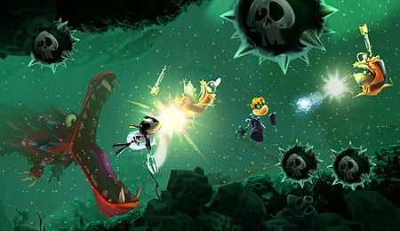 Rayman Legends (PlayStation 4)