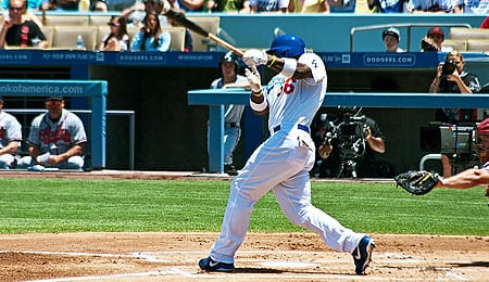 Yasiel Puig has become one of the biggest names in the game for the Los Angeles Dodgers.
