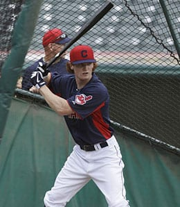Clint Frazier will bring serious power to the Cleveland Indians.