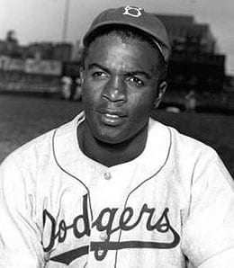 Jackie Robinson endured so much for the Brooklyn Dodgers -- and for the game.