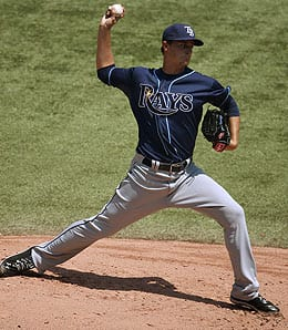 Jake Odorizzi is likely to stick in the Tampa Bay Rays rotation.