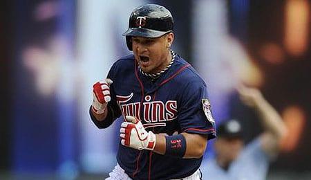 Oswaldo Arcia will soon return to the Minnesota Twins.