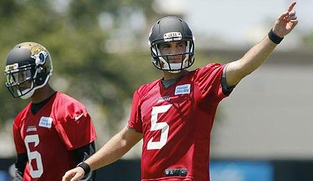 Blake Bortles has Jacksonville Jaguars fans excited.