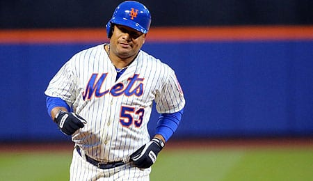Bobby Abreu is 40 but still excelling for the New York Mets.