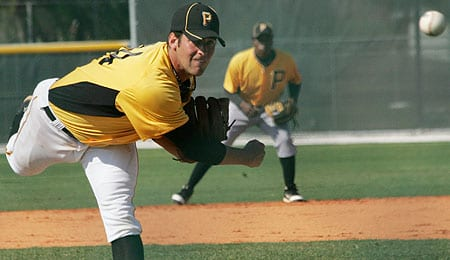 Pittsburgh Pirates rookie Brandon Cumpton has been dominant.